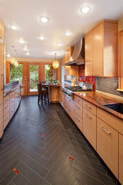 copper tile backsplash kitchen contemporary with accent copper tile backsplash kitchen contemporary with accent