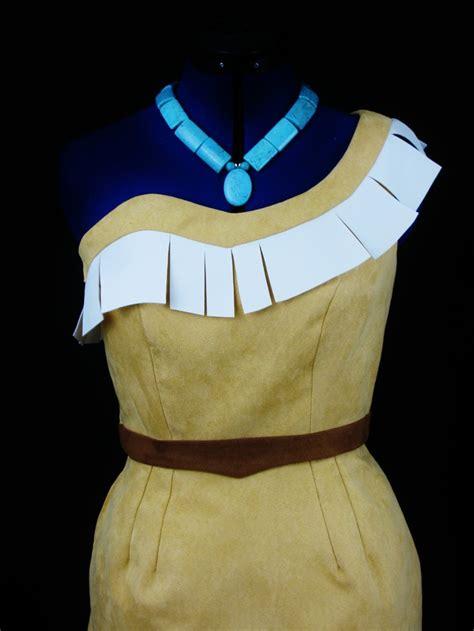 Handmade Pocahontas Costume - pocahontas custom costume costumes