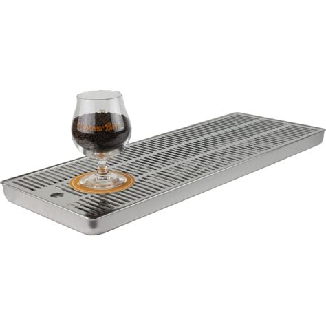 sciacqua bicchieri 201 gouttoir de bi 232 re comptoir 600 x 220 x 30 mm