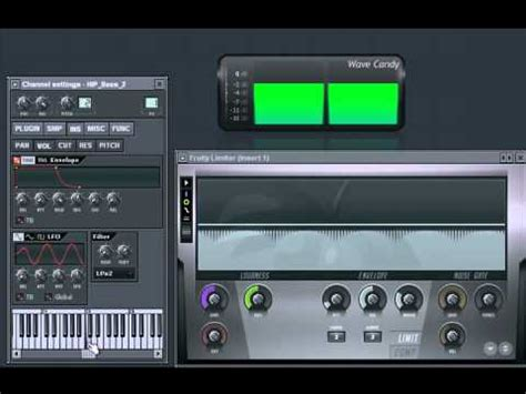 volume envelope pattern fl studio fl studio tutorial envelope controller volume avi