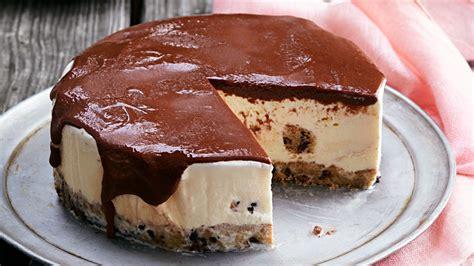 icecream cake blondie cake
