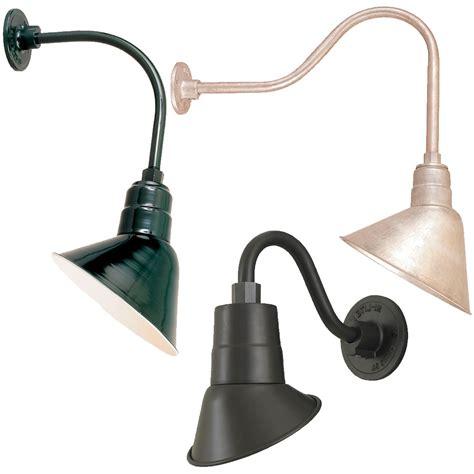 hi lite manufacturing rlm angle shade exterior wall light
