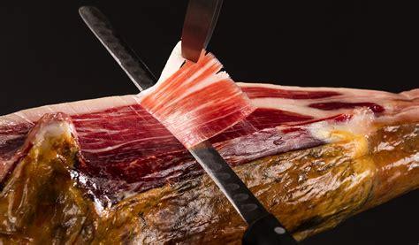 cortar el jamon el jam 243 n de jabugo todo lo que necesitas saber