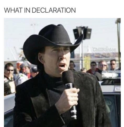 declaration meme memes  funny stuff