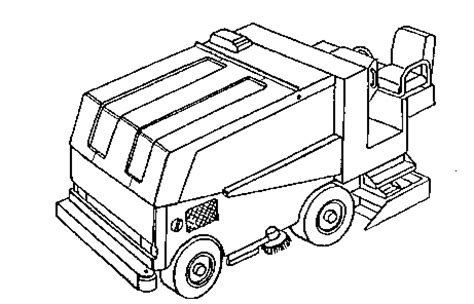 Coloring Pages Zamboni | zamboni coloring pages coloring pages