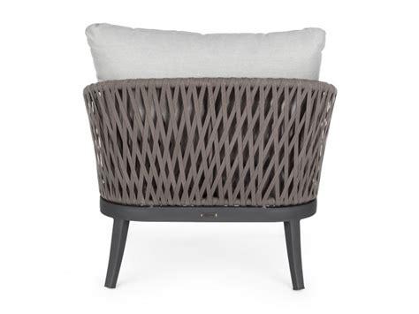 poltrone da giardino prezzi poltrona pelican antracite bizzotto sedia da giardino a