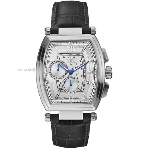 Gc For Cronograph gc gents retroclass chronograph y01007g1