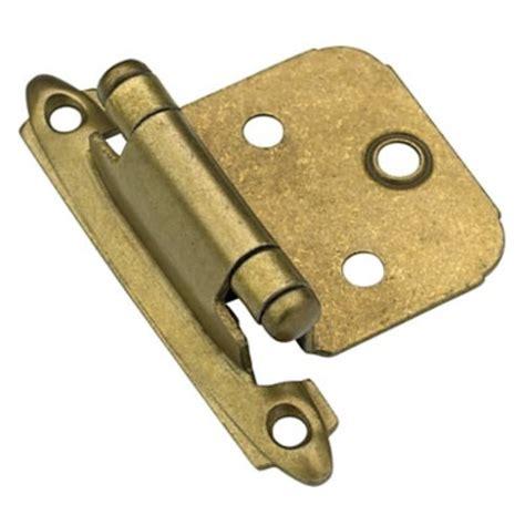 amerock cabinet hinge parts amerock variable overlay hinge burnished brass sold per