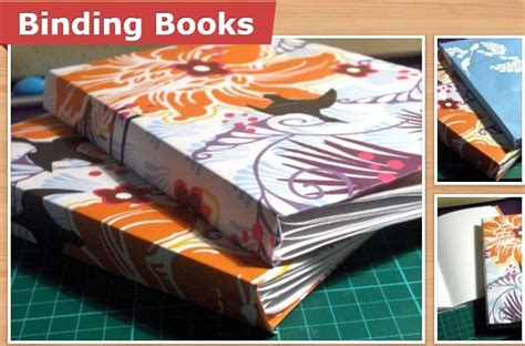 sketchbook binding tutorial 1000 images about book binding post on