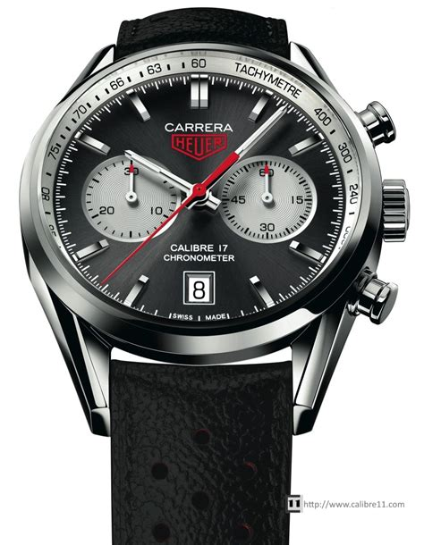 Tag Heuer Calibre Canvas On Review Calibre 17 Boutique The Home Of