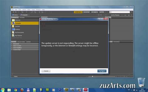 Adobe Premiere Cs6 Not Responding | adobe cs6 the update server is not responding fix youtube
