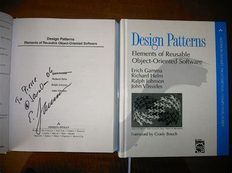design pattern gamma design patterns erich gamma 171 browse patterns