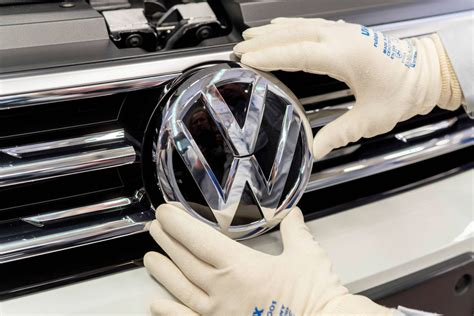 Volkswagen Logo 2020 by 2020 Golf Mk8 Hides New Volkswagen Logo In Plain Sight