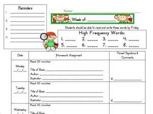 homework template 16 homework templates excel pdf formats