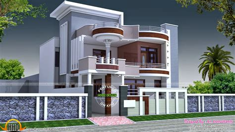35x50 House Plan In India Kerala Home Design And Floor Plans 30 60 Residential Woody