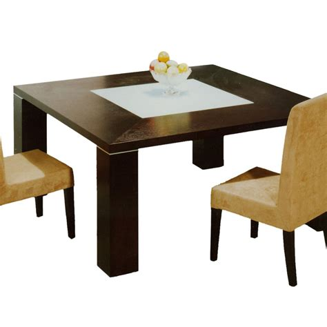 elite square dining table wenge dining tables
