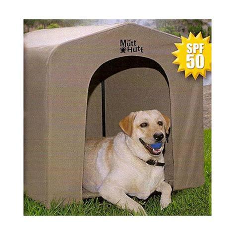 mutt hutt dog house mutt hutt portable dog kennel x large reviews temple webster
