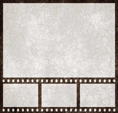 film strip presentation grunge template photo free download