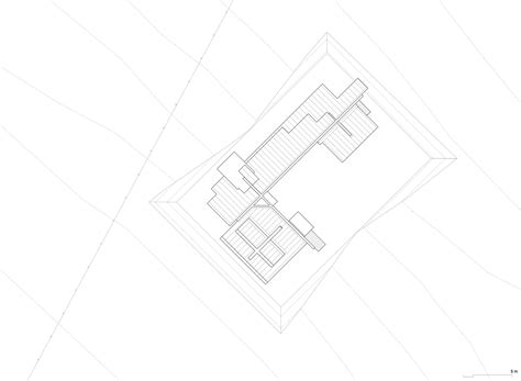 Plan View Gallery Of Inverted House The Oslo Of