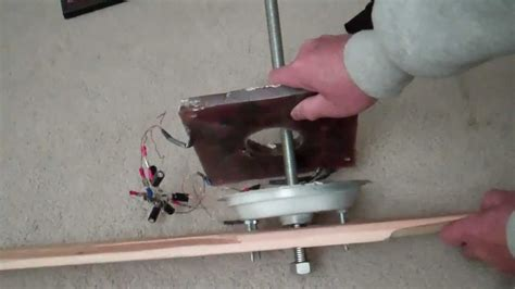 Ceiling Fan Stator by Hawt With 6 Coil Stator And Ceiling Fan Motor Cover Hub Pt 1 Mp4