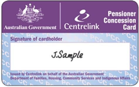 concession card template current pension system was unsustainable and savings needed