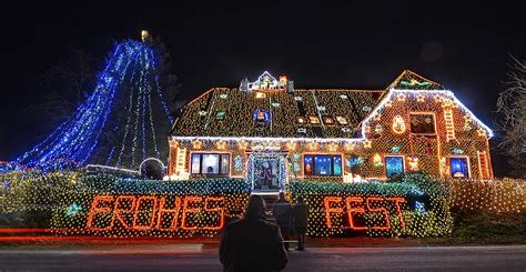christmas house lights top 5 house christmas lights displays in u s buffalo made the list
