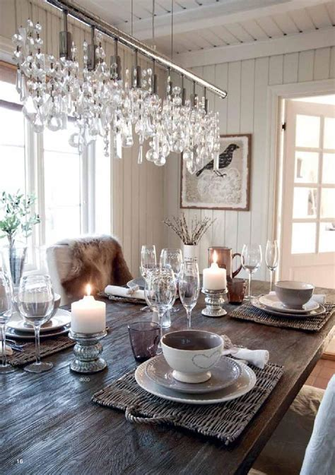 Best Lighting For Dining Room Best 25 Dining Room Lighting Rustic Ideas On Farm Igf Usa