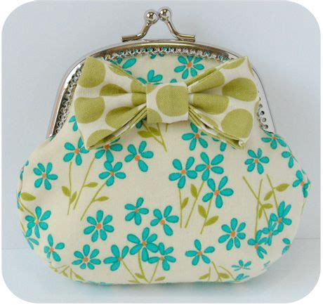 coin purse pattern with frame 94 best kiss lock purse bags images on pinterest coin