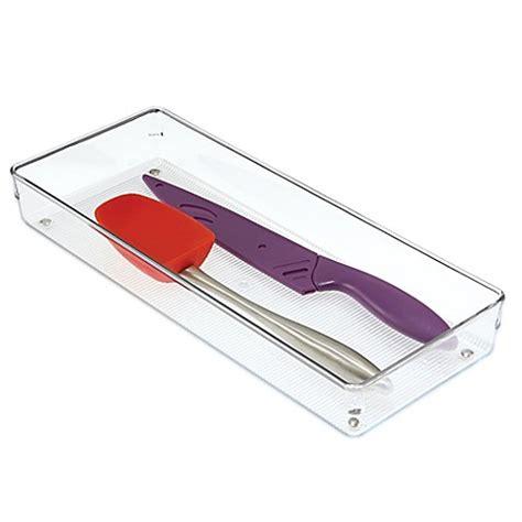 15 inch drawer organizer buy interdesign 174 linus acrylic 6 inch x 15 inch drawer