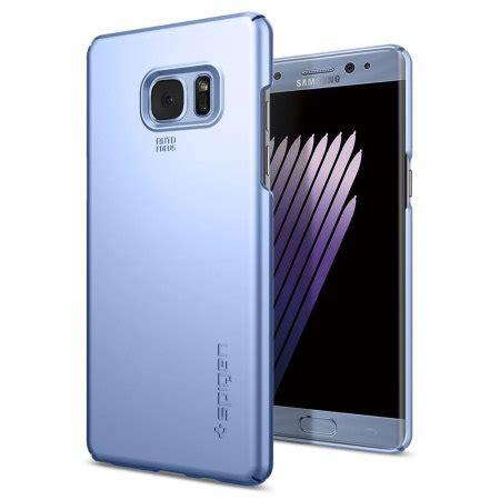 Hikaru Cover Screen Guard Samsung Galaxy Note Fe Fullset Clear spigen thin fit samsung galaxy note 7 blue coral mobilefun