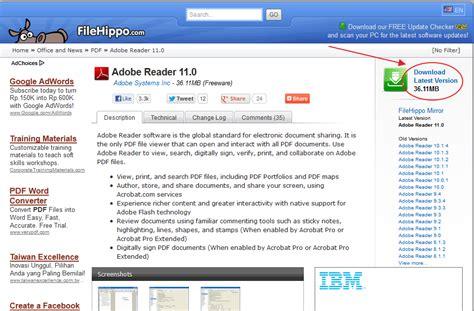 cara full version adobe reader sekolah dasar anugrah cara download software adobe reader
