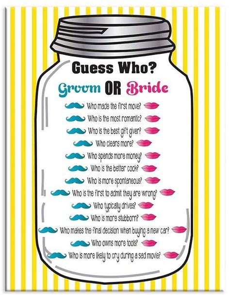 Coed Bridal Shower by 1000 Ideas About Wedding Couples On Bridal