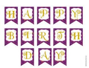 Birthday Banner Template by Happy Birthday Banner Template Wordscrawl