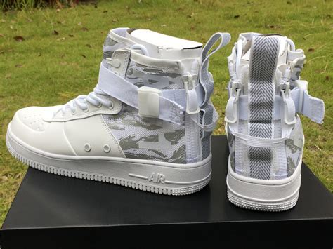 Nike Sf Af 1 Mid White nike sf af1 mid white tiger camo for sale nike kd 10 sale