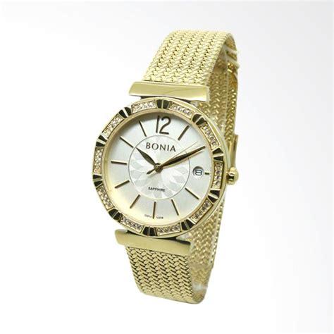 Bonia Bn10129 2215s Gold Withe jual bonia bnb10354 2215s jam tangan wanita harga kualitas terjamin blibli