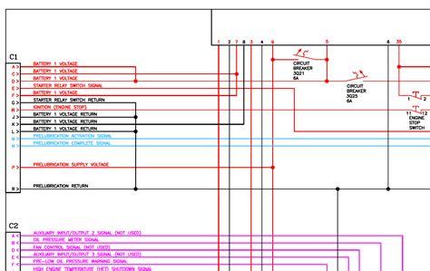 isuzu truck wiring diagram pdf isuzu auto parts catalog