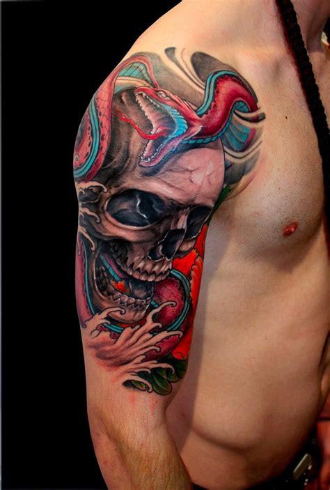 choosing the best male shoulder tattoos men tattoo designs
