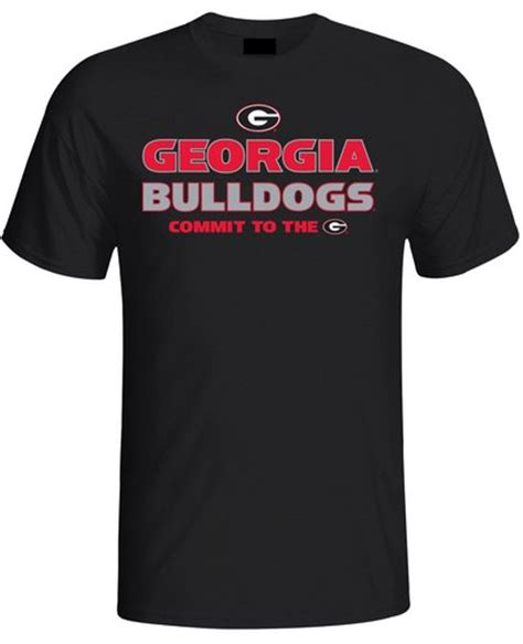 bulldogs fan apparel bulldogs mens t shirt black geo1c613