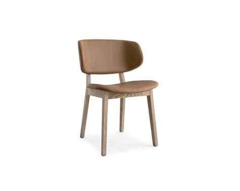 Large Wooden Chair by Wooden Chair With Large Backrest Calligaris Cs