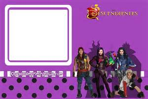 printable pictures from descendants calendar template 2016