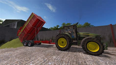 H1 Ls by Herron 16t H1 Silage For Fs 2017 Farming Simulator 2017