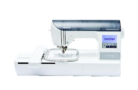 Mesin Bordir Innov Is 750e embroidery sewing machine brothersindo