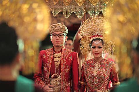 Wedding Minang traditional minang and palembang wedding the wedding