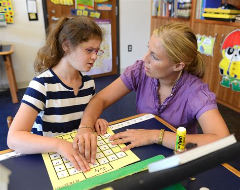 Teaching Blind Children individualized education programs ieps for students who are visually impaired perkins school