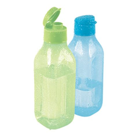 Tupperware Neon Eco Square 1 Ltr 1 other kitchen dining bar tupperware eco bottle set of