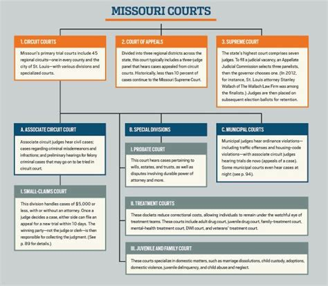 Missouri State Court Search Mapping The Courts St Louis Magazine