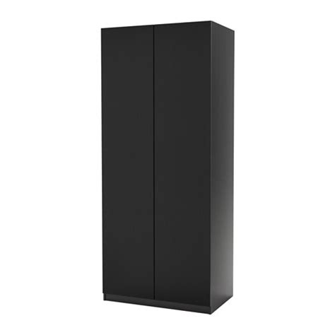 ikea black wardrobe pax wardrobe black brown nexus black brown 100x60x201 cm