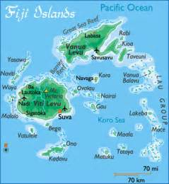 map of islands passin time in fiji