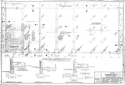Plumbing General Notes by Martin Industrial Park Building 2 Drawings