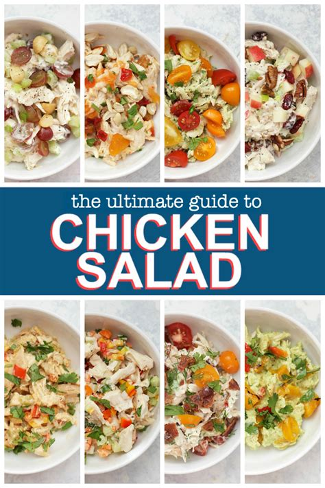 tasty and greatest everything you want to cook right now an official tasty cookbook books ultimate guide to chicken salad one lovely